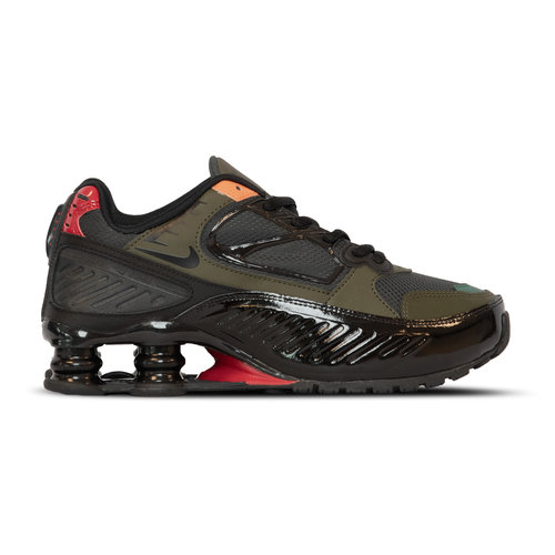 Shox Enigma 9000  Black Antracite Cargo Khaki Gym Red BQ9001 002