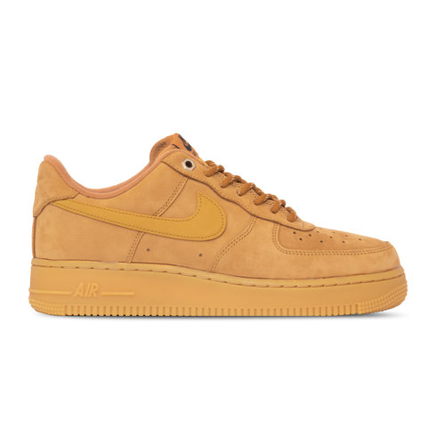 Air Force 1 '07 WB Flax Wheat Gum Light Brown Black CJ9179 200