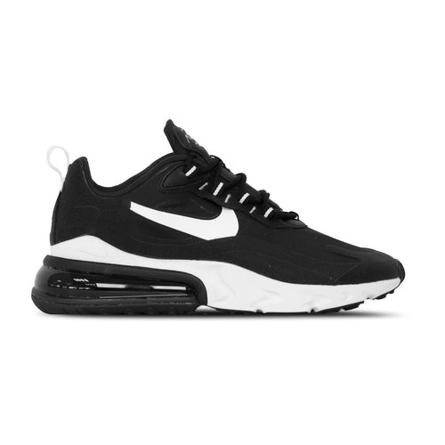 Air Max 270 React Black White Black AO4971 004
