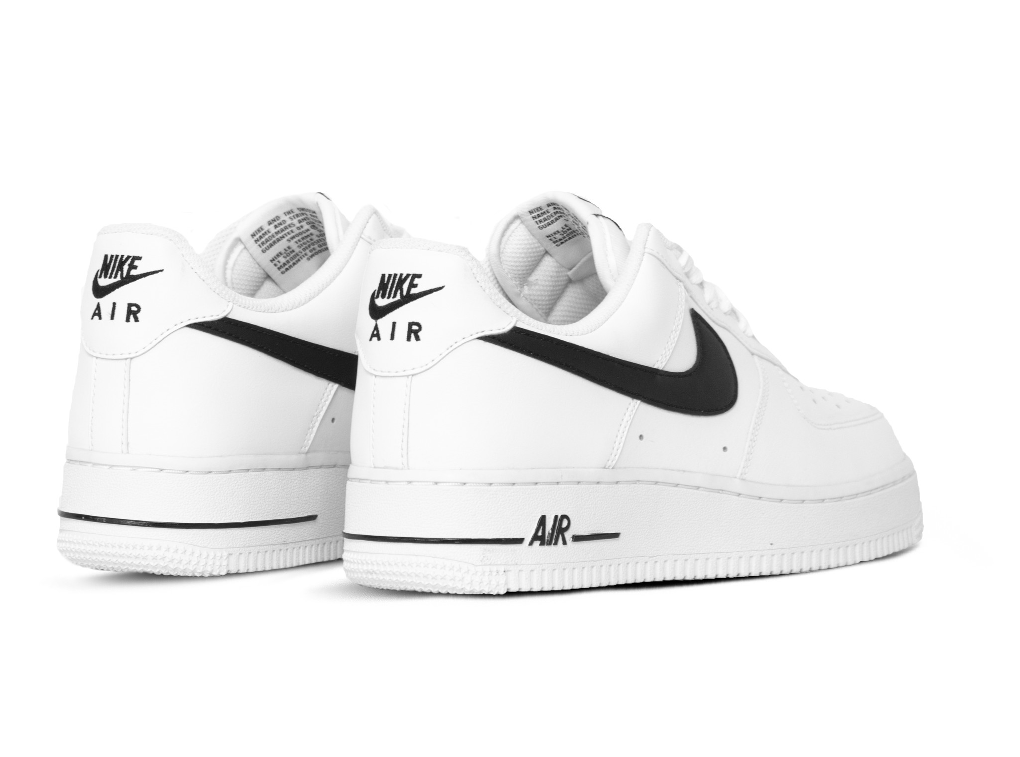Nike Air Force 1 '07 AN20 White Black CJ0952 100