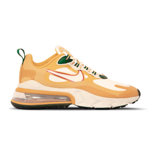 Air Max 270 React Club Gold Light Bone FLT Gold Wheat  AO4971 700