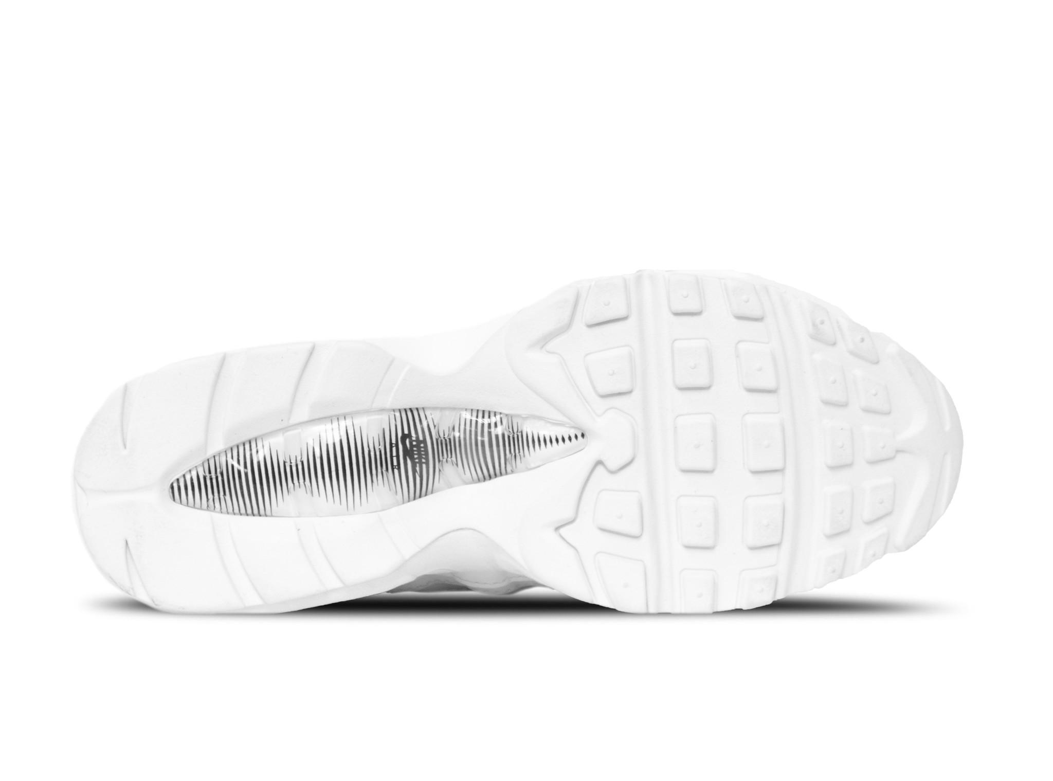 Nike Damen Air Max 95 Weiß 307960 106