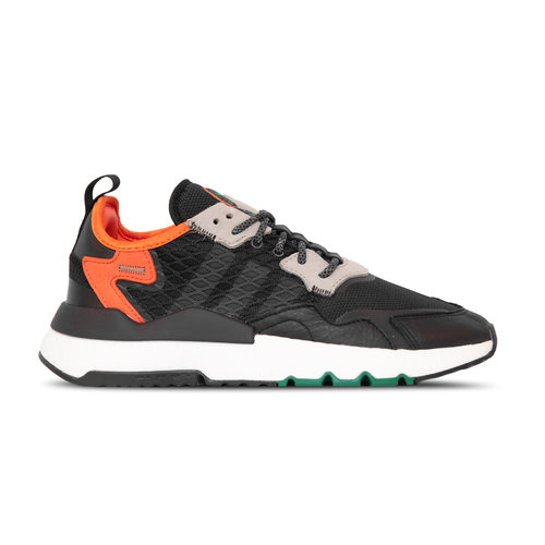 Nite Jogger  Core Black Grey Six Orange EE5549