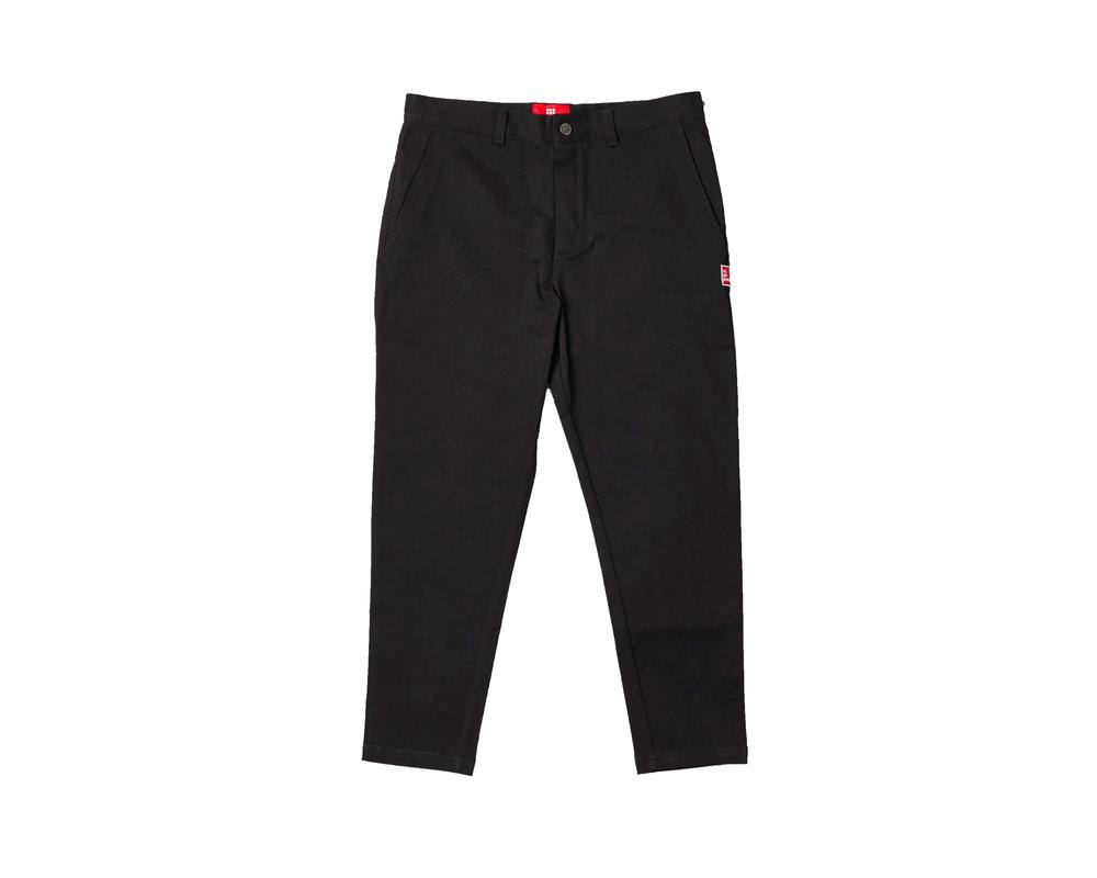 The New Originals Carota Trousers  Black