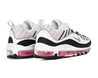 Nike W Air Max 98  Pure Platinum Aurora Green Black  AH6799 065