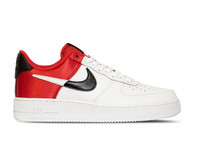 Nike Air Force 1 07 LV8  University Red White Black White  BQ4420 600