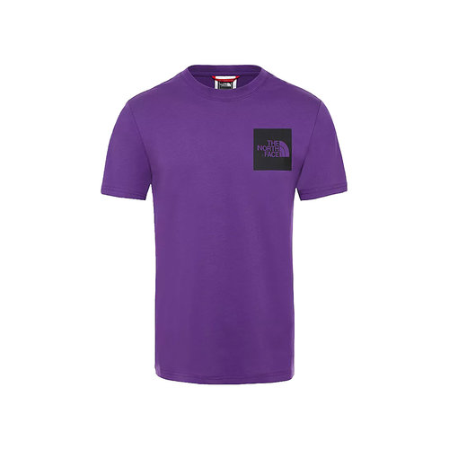 Fine Tee Hero  Purple NF00CEQ5N5N1