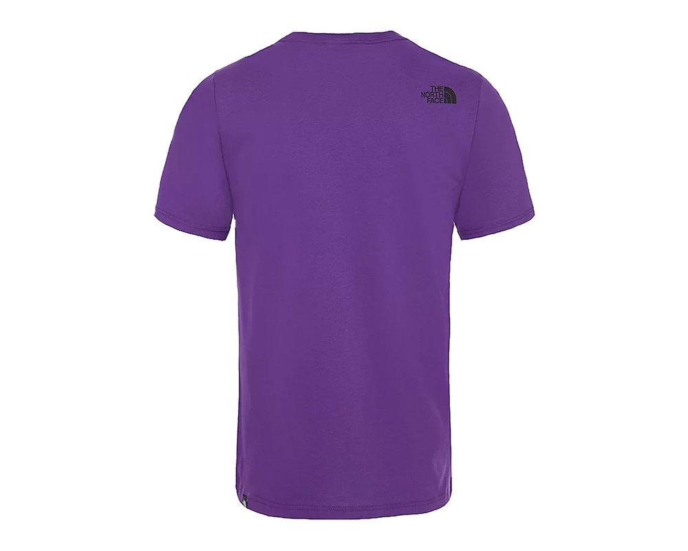 The North Face Fine Tee Hero  Purple NF00CEQ5N5N1