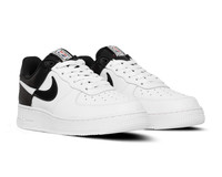 Nike Air Force 1 07 LV8 White Black White BQ4420 100