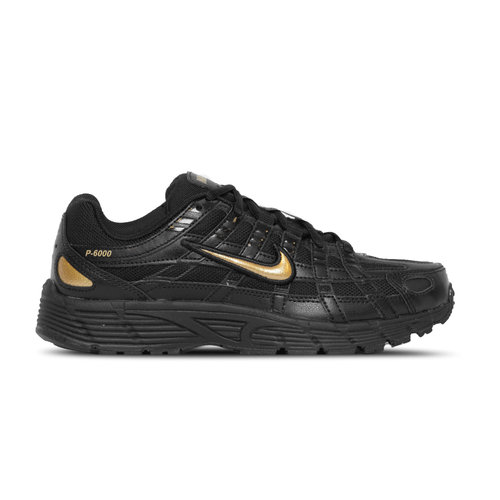 P 6000  Essential Black Metallic Gold Off Noir  CJ9584 002