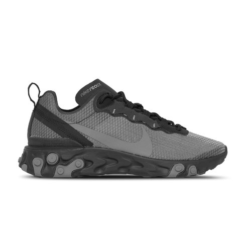 React Element 55 SE  Black Dark Grey  CI3831 001