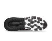 Nike Air Max 270 React  Black White Bleached Coral Metallic Gold  AT6174 005