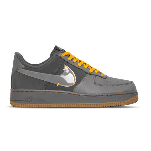 Air Force 1  Premium Cool Grey Pure Platinum Dark Grey  CQ6367 001