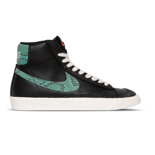 Blazer Mid 77  Vintage Black Light Aqua Sail  CI1176 001