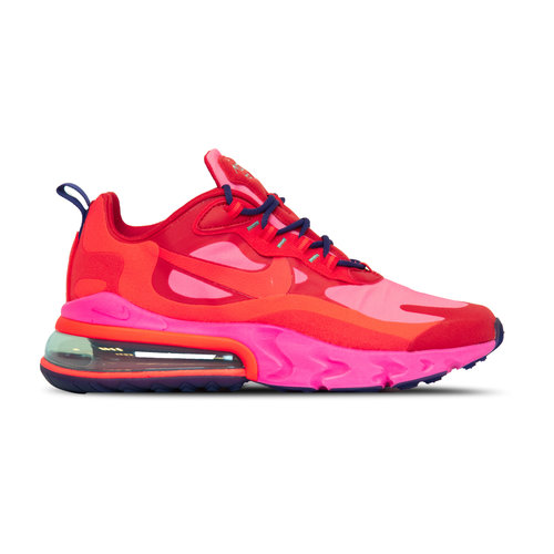 Air Max 270 React Mystic Red Bright Crimson Pink Blast AT6174 600