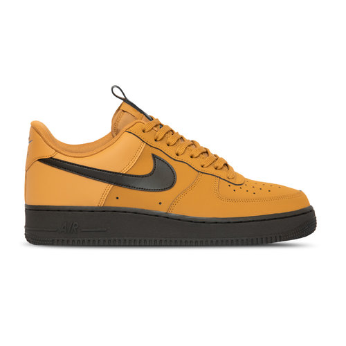 Air Force 1 '07 Wheat Black Midnight Navy BQ4326 700