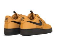 Nike Air Force 1 '07 Wheat Black Midnight Navy BQ4326 700