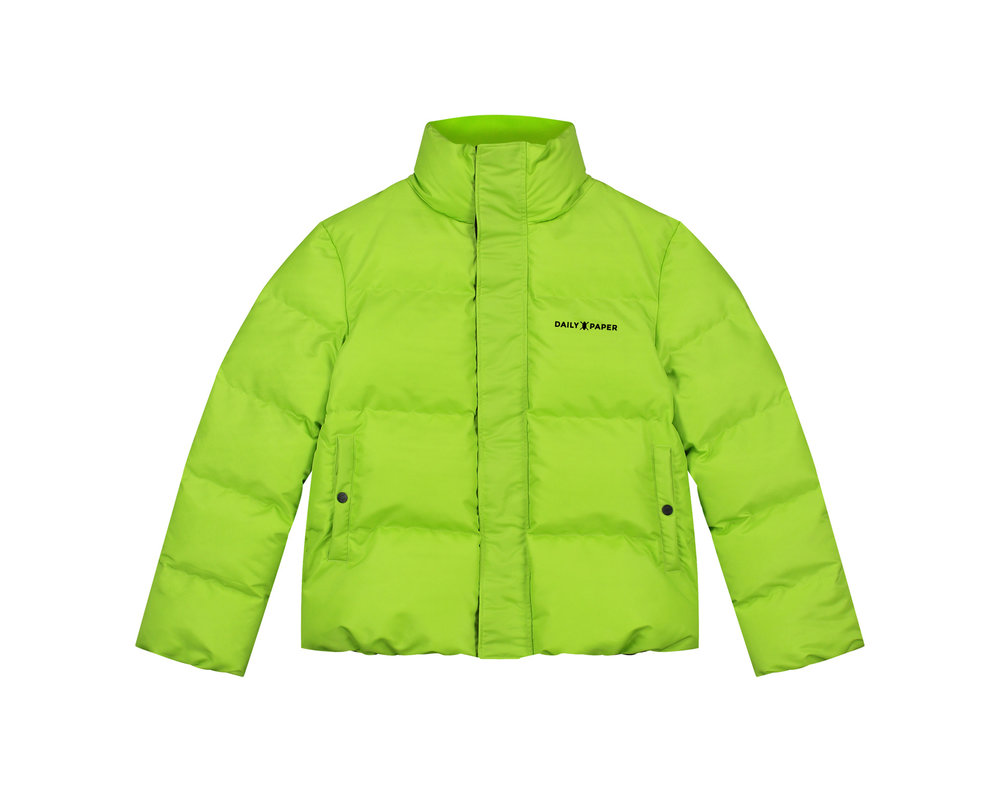 Daily Paper Core Puffer  Green 191288 22