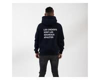 The New Originals Les Creatives Son Les Nouveaux Athlethes Hoodie Navy