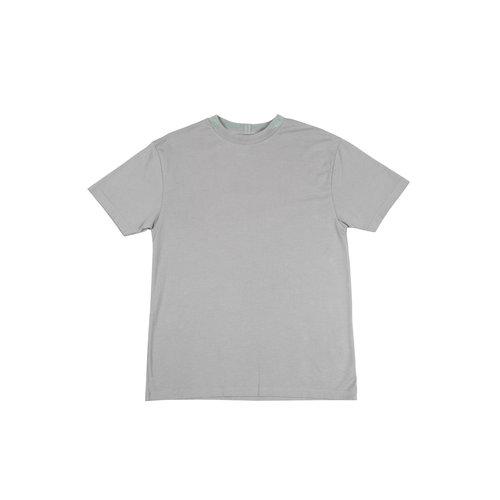 Branded Rib Tee Grey 19 0005