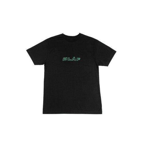 Italic Tee Black 19 0001