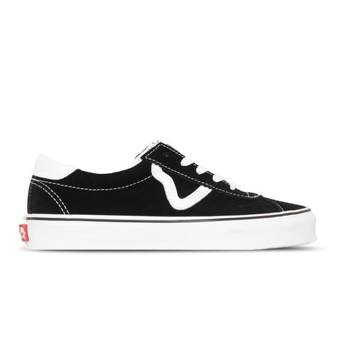 Vans Sport Suede Black VN0A4BBU6