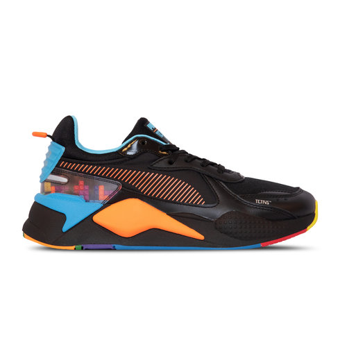 RS X x Tetris Puma Black Luminous Blue 372486 01