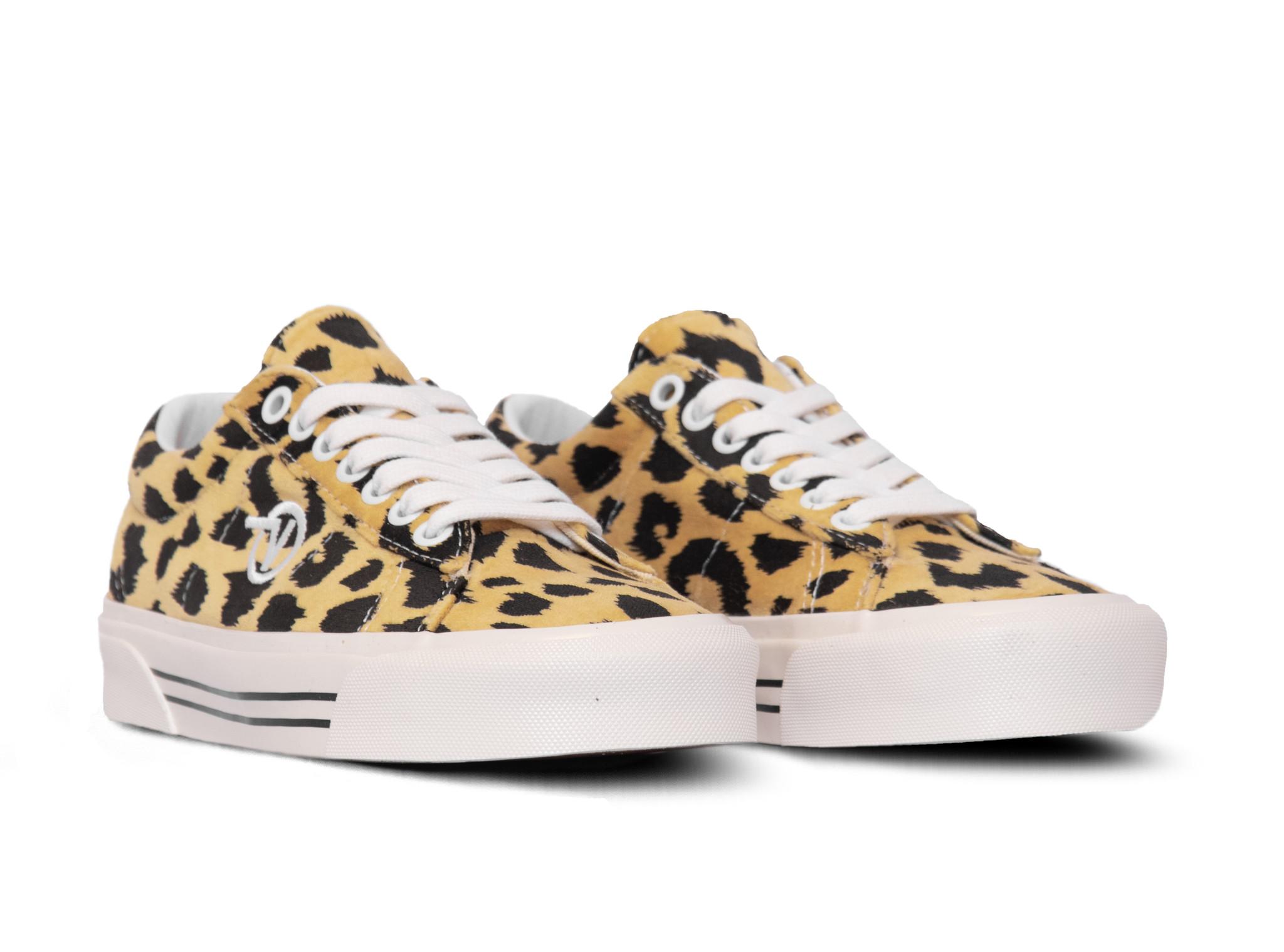 VANS SID DX Anaheim OG Leopard Sneakers Dames