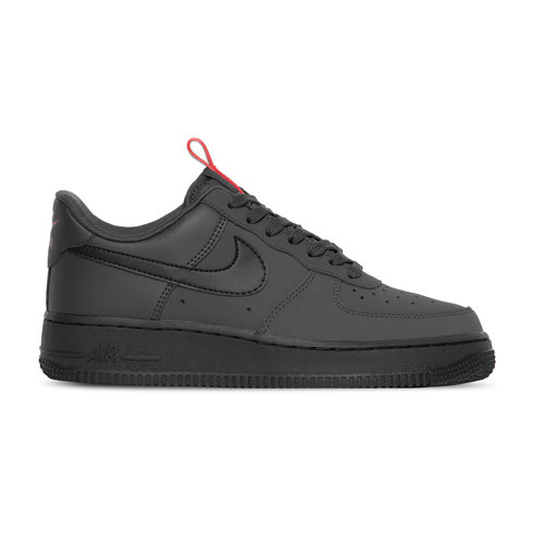 Air Force 1 07 Anthracite Black University Red Black  BQ4326 001