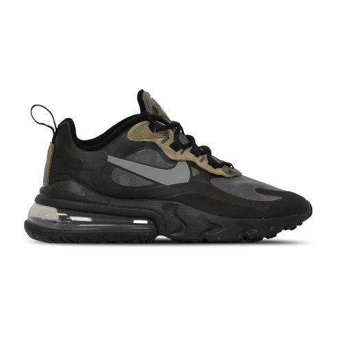 Air Max 270 React  Black White Anthracite  CT5528 001
