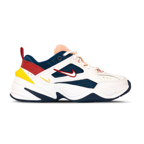 M2K Tekno  Blue Force Summit White Chrome Yellow  AO3108 402