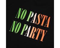 Bruut x Spaghetteria Tee Black HFD033