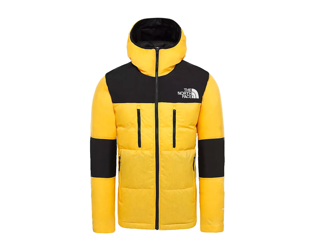The North Face Himalaya Ligt Down Hood M TNF Yellow NF0A3OED70M1