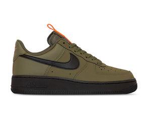 Nike Air Force 1 '07 Medium Olive Black Starfish BQ4326 200
