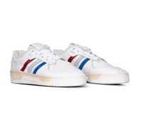 Adidas Rivalry Low Cloud White Core White EE4961