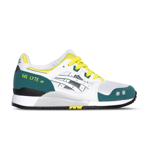 Gel Lyte III OG Women White Yellow 1191A178 100