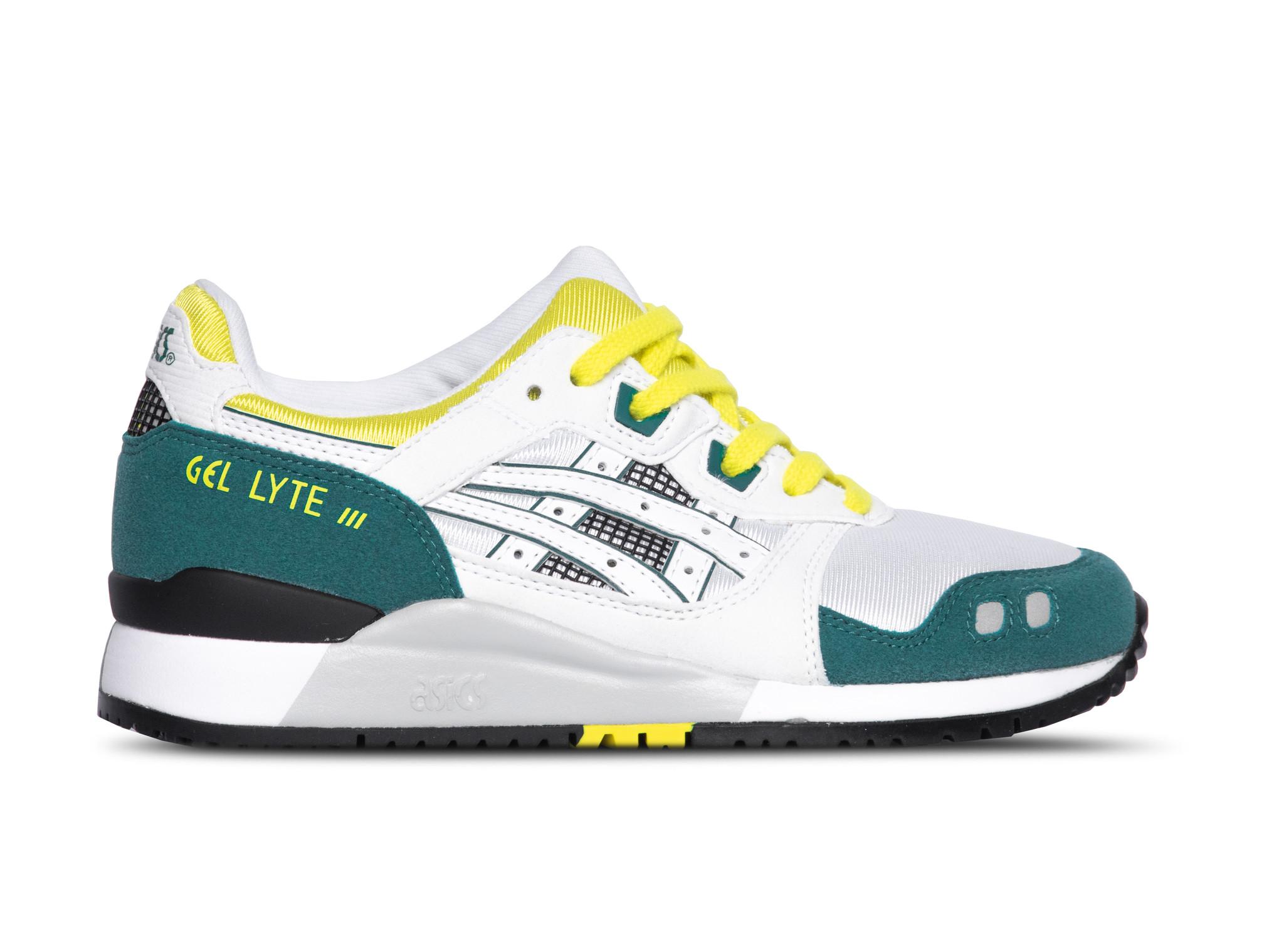 Asics Gel Lyte III OG White Yellow