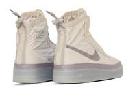 Nike W Air Force 1 Shell Desert Sand Atmosphere Grey  BQ6096 002