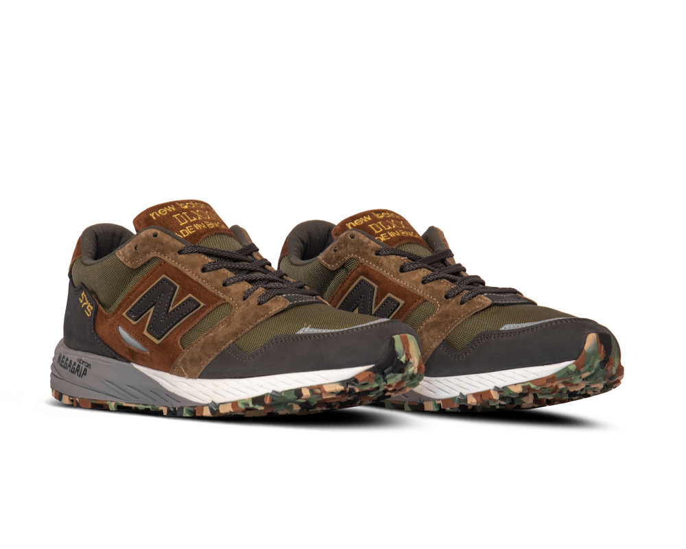 New Balance MTL575SO Green Light Brown Camo 767751 60 12