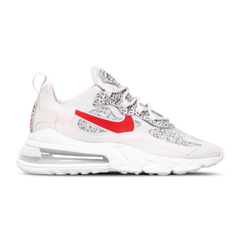 Air Max 270 React  Neutral Grey University Red  CT2535 001