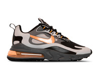 Nike Air Max 270 React Wolf Grey Total Orange Black CD2049 006