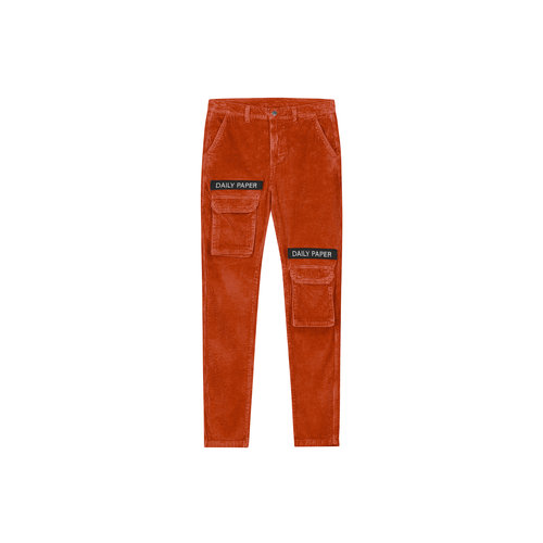 Cargo Pants Corduroy Orange 19H1PA02 03