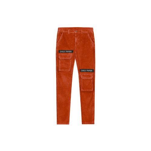 Cargo Pants Corduroy Orange 19H1PA02 03