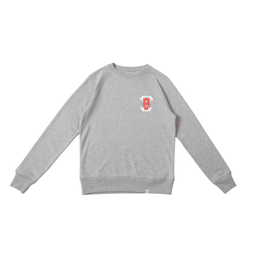 Panthera Crewneck University Red HFD038