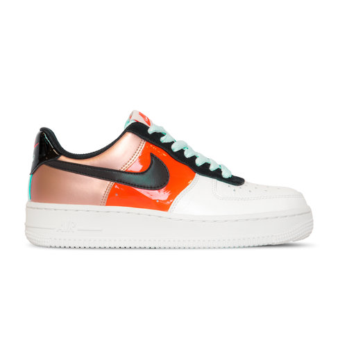 Air Force 1 Low Metallic Red Bronze Black Teal Tint CT3429 900