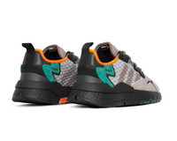 Adidas Nite Jogger  Sesame Core Black Bold Green  EE5569