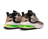 Nike Air Max 270 React  Winter Sepia Stone Black Moon Particle  CD2049 200