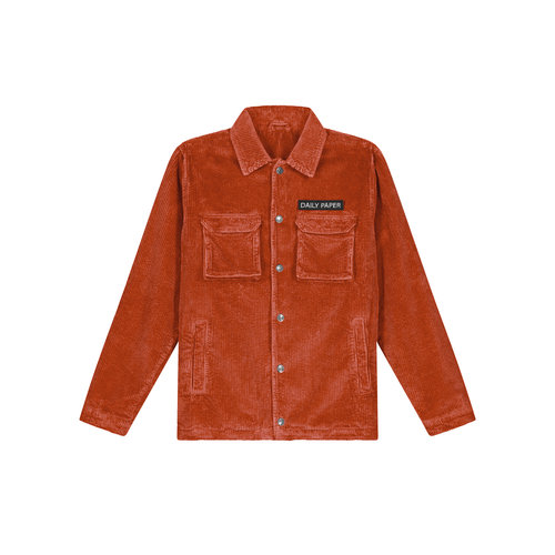 Cargo Jacket Corduroy Orange 19H1OU01 03