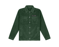 Daily Paper Cargo Jacket Corduroy Green 19H1OU01 01