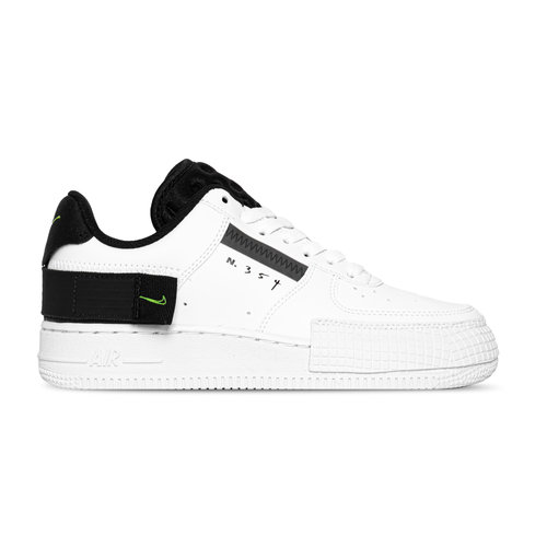 Air Force 1 Type White Volt Black White AT7859 101